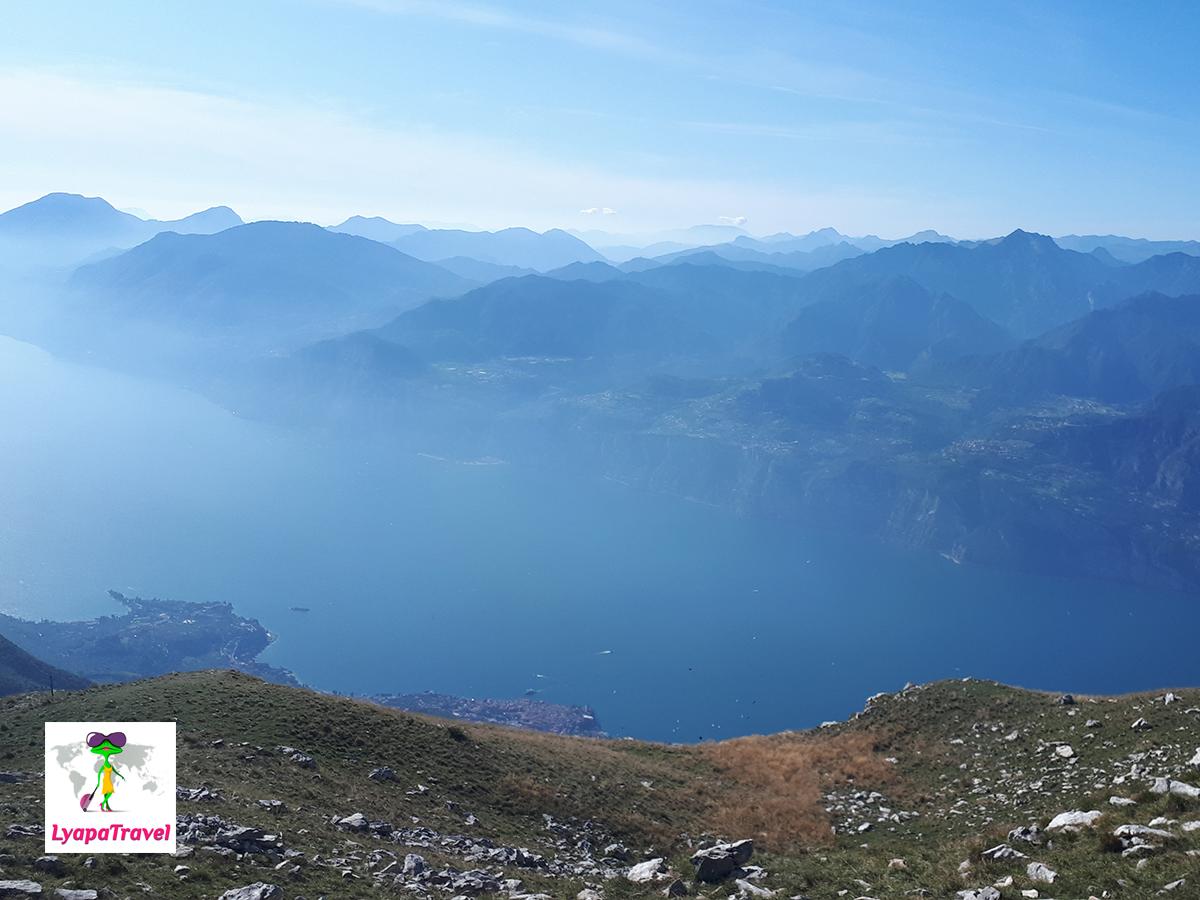 Фуникулер Монте Бальдо - канатная дорога Мальчезине | Блог ...